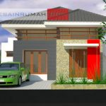 Rumah Simple Minimalis di Malang