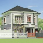 Rumah Megah Simple Minimalis di Demak